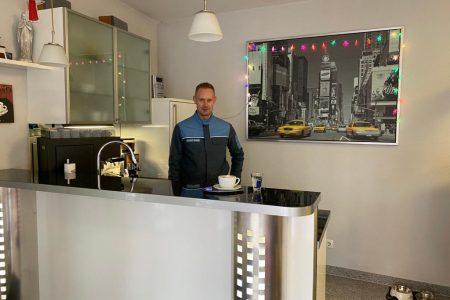 Kfz-Meister Manuel Brand, Kaffee Bar, Gaggia, Kundenservice