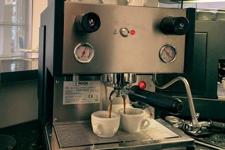 Kaffeemaschiene, Gaggia